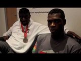 RICHARD COMMEY 17 FIGHTS 17 KO'S - 'ONCE I WIN THE COMMONWEALTH MAYBE PEOPLE WILL WANT TO FIGHT ME'
