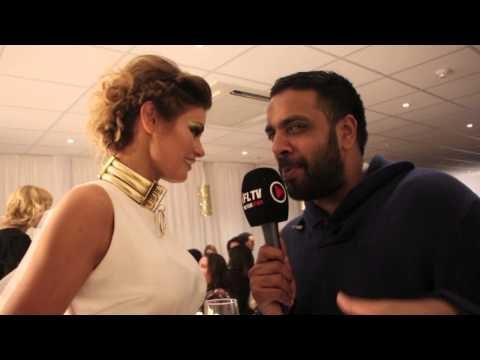 CHLOE SIMS ON THE LAUNCH OF 'CHLOE' BEAUTY BAR & TALKS MARIO FALCONE (INTERVIEW)