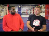 BILLY JOE SAUNDERS - 'IF IT WASN'T FOR BOXING, I WOULD 100% BE IN PRISON' / SAUNDERS v BLANDAMURA