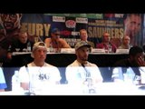 TYSON FURY - 'I DONT CARE IF IT WAS KING KONG IN THE RING ON SATURDAY, I WAS ALWAYS GOING TO FIGHT'