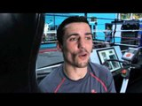 'I DONT MIND BEING MR NICE GUY. I DONT NEED TO USE UP CRAZY ENERGY BEFORE FIGHTS' - ANTHONY CROLLA