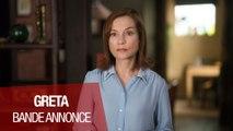 GRETA (Avec Isabelle Huppert et Chloë Grace Moretz) - Bande annonce VOST