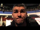 LIAM SMITH BACKS TONY BELLEW OVER NATHAN CLEVERLY, & TALKS CALLUM SMITH & HIS OWN FUTURE