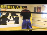 DANNY 'THE CHEV' DONCHEV SHADOWBOXING AT ROSEHILL ABC / iFL TV