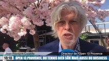 Open 13 Provence, du tennis bien sûr mais aussi du business