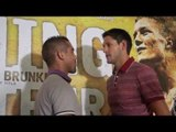 GAVIN McDONNELL v JEREMY PARODI - OFFICAL HEAD TO HEAD @ PRESS CONFERENCE / MARCHING ON TOGETHER