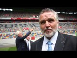 PETER FURY (FROM DUSSELDORF) - 'TYSON (FURY) NEEDS TO COME HERE & RIPS THOSE BELTS FROM KLITSCHKO!'
