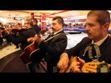 TRADITIONAL MEXICAN BAND PERFORM @ MGM GRAND, ARRIVALS / HIGH STAKES