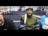 INSIDE TEAM FURY - *STRONG LANGUAGE* - INTERVIEW WITH TYSON FURY, PETER FURY, JOHN FURY & CLIFTON M