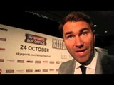'TYSON WON'T BOTTLE IT' - EDDIE HEARN REACTS TO TYSON FURY'S BATMAN ANTICS & COMMENTS IN PRESSER