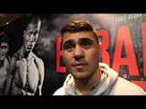 DAVE ALLEN  - 'I WILL BEAT EDDIE'S BOY (JOSHUA) IN FEW YEARS & BECOME POSTER BOY FOR BRITISH BOXING'