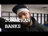 JONATHAN BANKS REACTS TO JOSHUA'S KO OVER DILLIAN WHYTE & STATES JOSHUA IS NOT READY FOR TYSON FURY