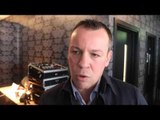GARY LOCKETT TALKS NICK BLACKWELL v CHRIS EUBANK JNR - 'NICK CARRYS POWER HE CAN STOP EUBANK JR'