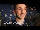 'I HOPE RIGONDEAUX REMEMBERS WHEN NO ONE WOULD FIGHT HIM JAZZA DICKENS TURNED UP'- JAZZA DICKENS