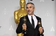 Best Director winner Alfonso Cuaron admits winning doesn't 'get old'