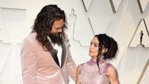 Jason Momoa And Lisa Bonet Wore Last Lagerfeld Collection