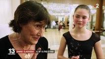 Pas d'âge pour la danse classique