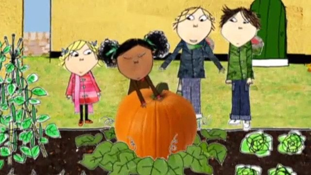 Charlie and Lola  S3E19 What Can I Wear or Halloween