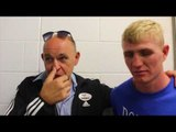 'IVE HAD HARDER SPARS WITH CHRIS EUBANK & ANTHONY FOWLER' - JD SMITH WINS ON PRO-DEBUT AGAINST GOMEZ