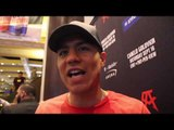 'KO WIN GGG OR POINTS WIN CANELO!?' JESSE VARGAS HAS HIS SAY FROM VEGAS ON CANELO v GGG