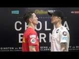ANTHONY CROLLA v RICKY BURNS - OFFICIAL HEAD TO HEAD / CROLLA v BURNS