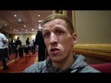 'IM NOT GONNA BULLSH*T LIKE MOST FIGHTERS WILL' - *SCOTTISH CANELO* STEPHEN TIFFNEY FACES TROY JAMES