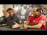 LUIS ARIAS REACTS TO DEFEAT TO DANNY JACOBS & JON DAVID JACKSON CAST SERIOUS SHADE ON JACOBS VICTORY