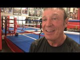 JOSEPH PARKER TRAINER KEVIN BARRY REACTS TO DEONTAY WILDER BRUTAL KO WIN OVER LUIS 'KING KONG' ORTIZ