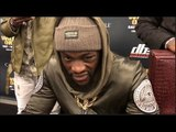 DEONTAY WILDER - 'UK FANS BELIEVE EVERYTHING EDDIE HEARN SAYS BEFORE DOING RESEARCH, ITS UK v USA'