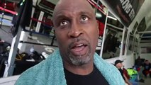 '$50M REALLY??? - PIE IN THE SKY' - NIGEL BENN URGES ANTHONY JOSHUA TO LET WILDER 'SIT WITH HIS $3M'