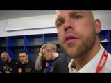 'TYSON FURY WILL BEAT  WILDER WITH A PURE BOXING CLASS!'  -BILLY JOE SAUNDERS IMMEDIATE REACTION