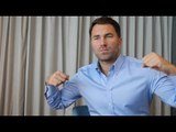 EDDIE HEARN (RAW IN CHICAGO) - ON NEW WILDER OFFER, FIRST DAZN U.S SHOW, JOSHUA, FURY, WHYTE-CHISORA