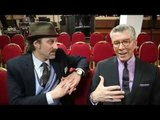 THE VOICES OF BOXING! MICHAEL BUFFER & DAVID DIAMANTE TALK BEING MC'S, KELL BROOK & WILDER-FURY