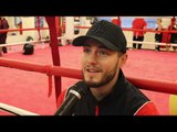 'DOES EDDIE HEARN WANT IT TO HAPPEN? - ASK HIM. HE KNOWS WHERE I AM.' - JOSH KELLY ON CONOR BENN