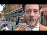 Tamy@UK: Manchester - Portrait de Lee Isherwood