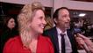 Laurent Weil interviewe  Andréa Bescond et Eric Métayer sur le tapis rouge - César 2019