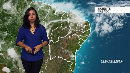 Previsão Nordeste – Alerta para temporais