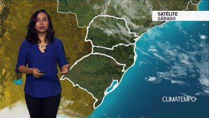 Previsão Sul – Volta a chover no RS