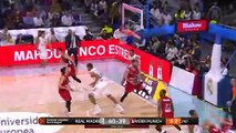 Real Madrid - FC Bayern Munich Highlights | Turkish Airlines EuroLeague RS Round 23
