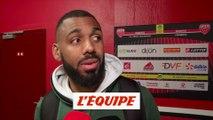 M'Vila «Un match d'hommes» - Foot - L1 - ASSE