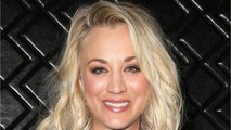 Kaley Cuoco Shares New Photo From Set Of The Big Bang Theory