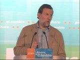 Rajoy, otra vez al ataque
