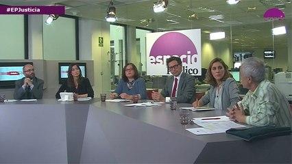 Anatomía de la Justicia en Madrid