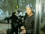 Los aficionados culés pitan a Ronaldinho y aplauden a Robinho