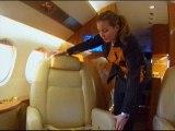 El aerotaxi, una lujosa alternativa a los vuelos comerciales