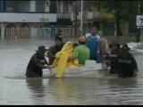 El sureste de México vive las peores inundaciones de los últimos 50 años