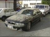 Encuentran el coche de 'El Chino' en Ceuta