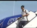 El Barça llega a Stuttgart con Ronaldinho como principal novedad