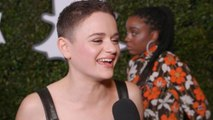 Joey King Talks 'Kissing Booth 2' -- What She Hopes Will Happen! (Exclusive)
