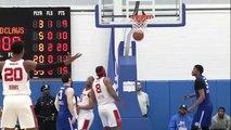 Nicholas King (15 points) Highlights vs. Delaware Blue Coats